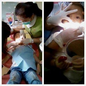 Dentist @KMC, 121215